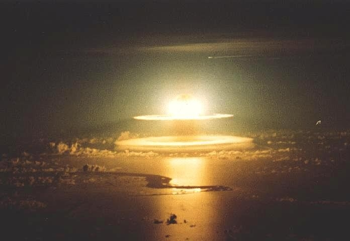Ядерные взрывы которые потрясли весь мир  fresher -